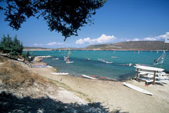 Alacati windsurfing course