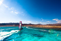 Dahab, Egypt windsurfing course