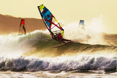UK windsurfing courses